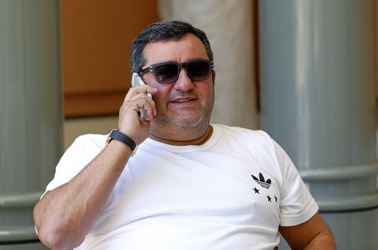 """""""Super agentul"""" Mino Raiola e gata de un nou nou transfer spectaculos! Negocieri între Inter şi Manchester United"""