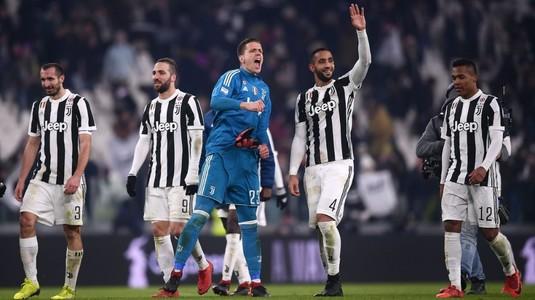 VIDEO | Juventus continuă lupta la titlu. Rămâne aproape de liderul Napoli, după victoria din derby-ul cu AS Roma