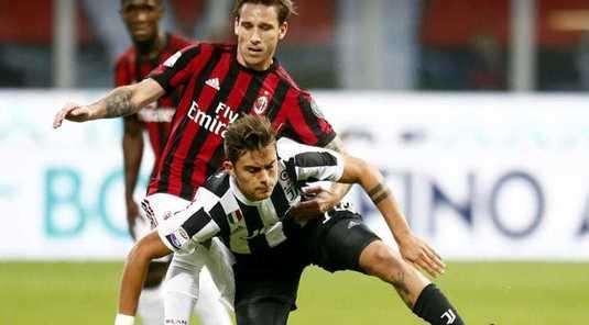 Probleme din ce în ce mai mari pentru AC Milan! Presiune fantastică pe Montella: jucătorul dorit de el s-a accidentat din nou