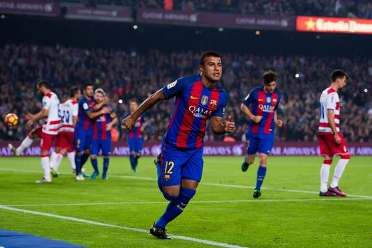 FC Barcelona a fost de acord să cedeze un jucător la Inter Milano. Detaliile mutării