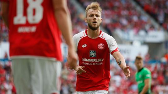 Înfrângere grea pentru Mainz cu Maxim pe teren tot meciul. Rezultatele zilei în Bundesliga