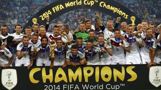 A decis ultima Cupă Mondială, iar acum a surprins o ţară întreagă. Mai rar aşa ceva din partea unui fotbalist
