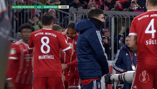 VIDEO | Bayern a câştigat super-derby-ul Germaniei: 2-1 cu Dortmund! Bavarezii merg în sferturi