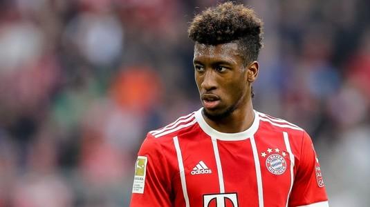 Bayern Munchen i-a decis viitorul lui Kingsley Coman. Ce se va întâmpla cu francezul