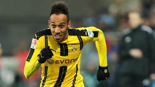 """Borussia Dortmund i-a găsit deja înlocuitor lui Aubameyang. Testează un jucător cu o viteză chiar şi mai bună: """"Visul meu e să joc la Manchester United"""""""