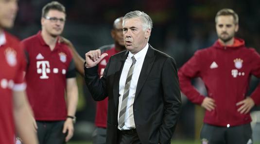 """Ancelotti n-a mai rezistat şi le-a dat replica jucătorilor: """"Mi-au zis că sunt prea moale"""""""