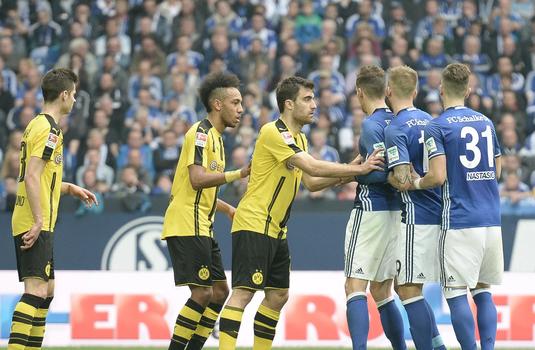 Rezultat ŞOCANT în Bundesliga! Dortmund a condus-o cu 4-0 la pauză pe Schalke! E absolut INCREDIBIL cât s-a terminat meciul