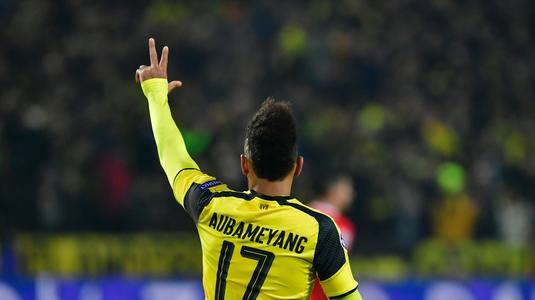 """Aubameyang a semnat"". Un oficial de la Borussia Dortmund s-a dat de gol! Unde va juca vârful din Gabon"