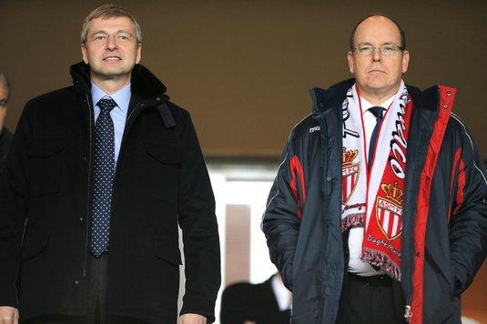 Probleme mari pentru AS Monaco. Patronul clubului ar putea fi expulzat. Care este motivul!