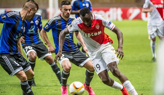 Un fost jucător de la CFR Cluj, printre cele mai scumpe transferuri făcute în iarnă în Franţa. Câţi bani a plătit Monaco