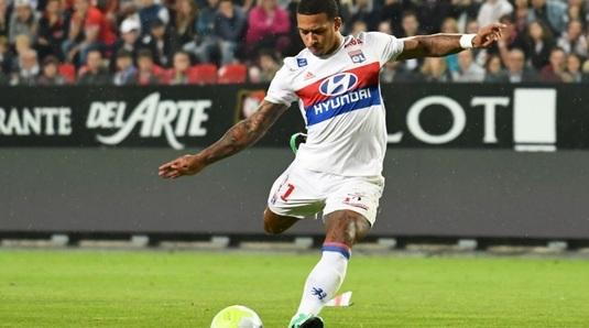 Nebunie totală în Ligue 1! Derby-ul dintre Lyon şi PSG a fost decis de un gol MAGNIFIC, în minutul 90+5