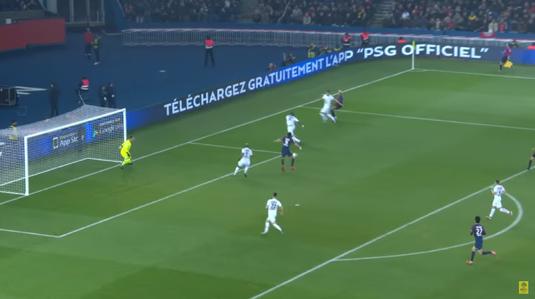 VIDEO | Cavani a marcat un gol fantastic aseară! Execuţie de senzaţie reuşită de atacantul lui PSG