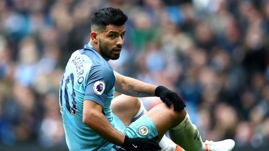 Aguero a fost transportat la spital după ce i s-a făcut rău la meciul amical al Argentinei cu Nigeria
