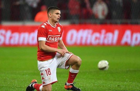 Răzvan Marin a reuşit primul său gol pentru Standard Liege, în acest sezon