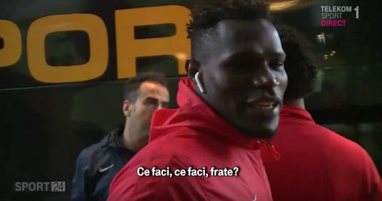 VIDEO EXCLUSIV   Efectul Şumudică. Jucătorii lui Kayserispor au început să vorbească în română :)