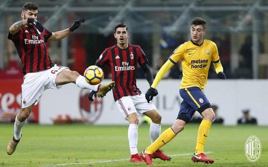 Transfer spectaculos pentru un fotbalist român! A semnat cu o echipă din Serie A