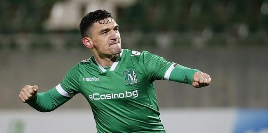 NEWS ALERT | Claudiu Keşeru poate pleca de la Ludogoreţ! Atacantul e dorit de Răzvan Lucescu la PAOK