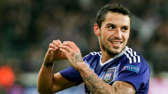 Anderlecht întârzie transferul lui Stanciu la Sparta Praga! Ofertă de ultimă oră de la Al Nasr! Ce a decis fotbalistul