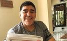 FOTO | Momentul de glorie al lui Reghecampf! :) Ce a postat Maradona pe contul său de Facebook