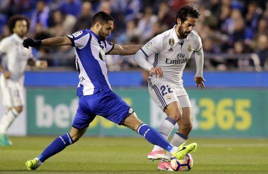 SUPER INTERVIU cu Florin Andone în AS chiar în ziua meciului Real Madrid - Deportivo