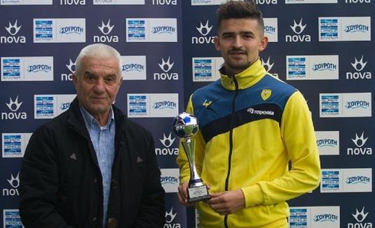 Ziua românilor în Grecia! Victorie clară pentru Răzvan Lucescu, gol pentru Vlad Morar
