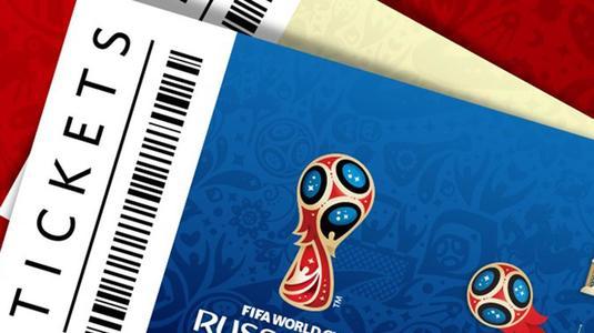 Biletele pentru Cupa Mondială 2018, în vânzare începând de joi! De unde se pot comercializa