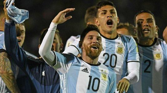 UPDATE | Messi a făcut SHOW la meciul decisiv de calificare cu Ecuador, iar Argentina merge la Cupa Mondială! VIDEO