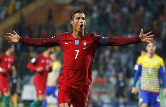 Preliminarii CM. Portugalia îi smulge calificarea Elveţiei. Olanda a sperat la o minune, dar rămâne acasă. Toate rezultatele serii!
