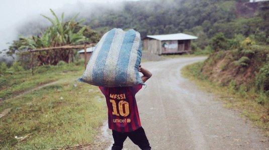 Leo Messi sau cum să califici de unul singur o echipă la Mondiale! FOTO | Cele mai tari glume după performanţa ireală din ultimul meci al preliminariilor