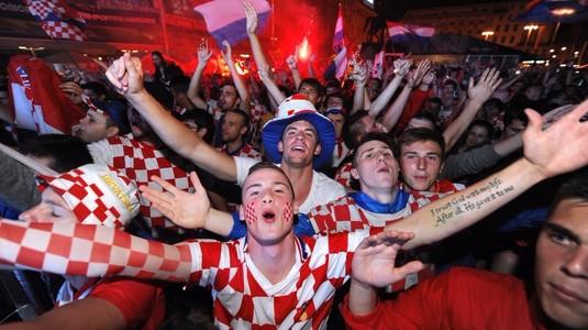 UEFA şi autorităţile se tem de incidente la meciurile de baraj dintre Croaţia şi Grecia