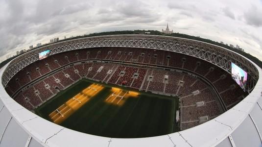 Uriaşul stadion Lujniki prinde din nou viaţă. Sume incredibile investite în arena care va găzdui finala Campionatului Mondial din 2018