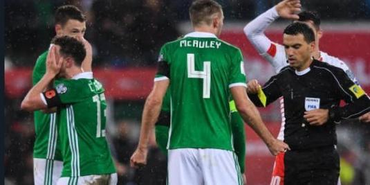 """Elveţia s-a calificat la CM 2018! Nord-irlandezii au continuat să-l facă praf pe Haţegan: """"A jefuit această naţiune!"""