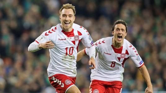 Danemarca, ultima naţională europeană calificată la Campionatul Mondial. Au mai rămas două necunoscute. Aici ai toate echipele calificate