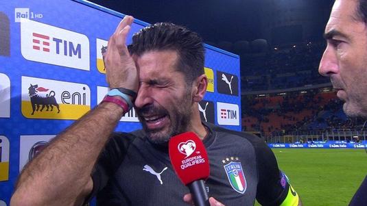 Pierderi financiare uriaşe pentru Italia după ce a ratat calificarea la Cupa Mondială