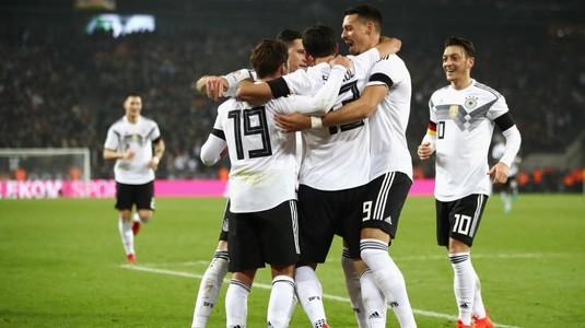 Totul pe faţă. Prime uriaşe pentru jucătorii Germaniei la CM din Rusia. Nici nu se gândesc la o eliminare în optimi