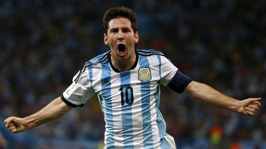 """Messi: """"Sper ca fotbalul să-şi plătească datoria faţă de mine."""" La ce se referă argentinianul"""
