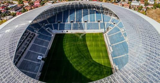 Veste excelentă pentru craioveni! Noul stadion ar putea găzdui un supermeci
