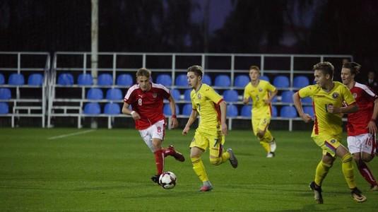 VIDEO   După remiza ruşinoasă cu Luxemburg, România U17 a obţinut calificarea la Turneul de Elită pentru Euro 2018