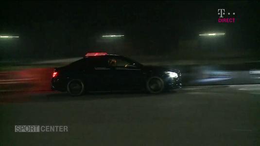 VIDEO EXCLUSIV | Am mers în maşină cu Denis Alibec! Atacantul echipei naţionale s-a dezlănţuit pe circuit
