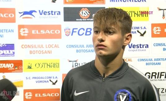 Măţan SHOW pentru România U19! Tricolorii au spulberat-o pe Gibraltar, cu un POKER reuşit de puştiul lui Hagi