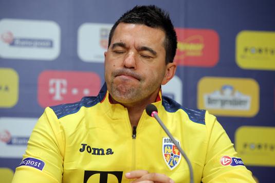 Contra a aflat după meci de criticile lui Gică Popescu şi i-a dat răspunsul fostului căpitan al echipei naţionale