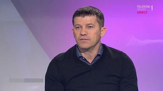"""Isăilă a povestit prin ce peripeţii au trecut tricolorii U21 în Ţara Galilor: """"Mai aveam puţin şi cădeam de pe hartă"""""""