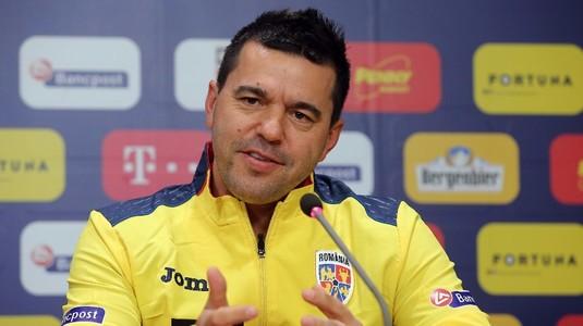 Cosmin Contra vorbeşte astăzi la Telekom Sport. Selecţionerul intră în direct, de la ora 17:00