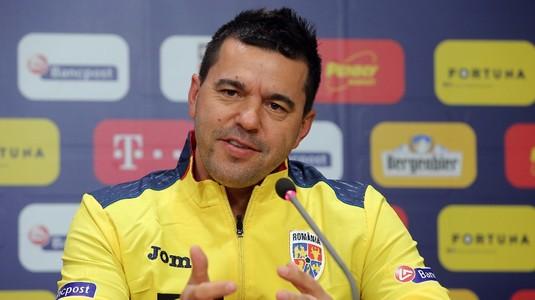 VIDEO EXCLUSIV | Noul pariu al lui Contra la echipa naţională. Cu cine a stat de vorbă după CS U Craiova - CFR Cluj 2-1