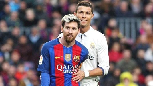 Scenariu apocaliptic. Messi şi Cristiano Ronaldo ar putea deveni coechipieri