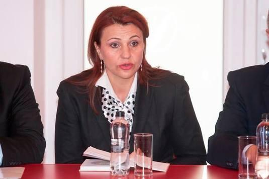 Fosta canotoare Liliana Neagu-Gafencu, noul preşedinte împuternicit al CS Dinamo