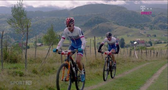 VIDEO | Imagini superbe de la Carpathian Mountain Bike Epic. Cine au fost marii câştigători