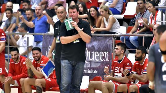 Dinamoviştii speră s-o învingă pe RK Gorenje Velenje şi să rămână în lupta pentru primele două poziţii