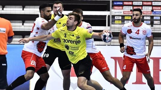 O nouă înfrângere pentru Dinamo Bucureşti în grupele Ligii Campionilor