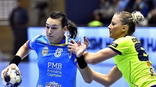 Cristina Neagu, locul 3 în topul golgheterilor Ligii Campionilor după patru etape
